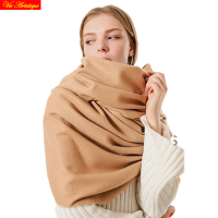 Blanket Magic Scarf Echarpe Femme Homme Foulard Winter Women Intimate Cashmere Scarves Off White Camel Grey