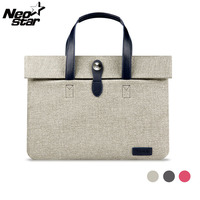 Fashion Waterproof Sleeve Laptop Bag Case 13 15 For Macbook For Lenovo Notebook Mouse Tablet Carry