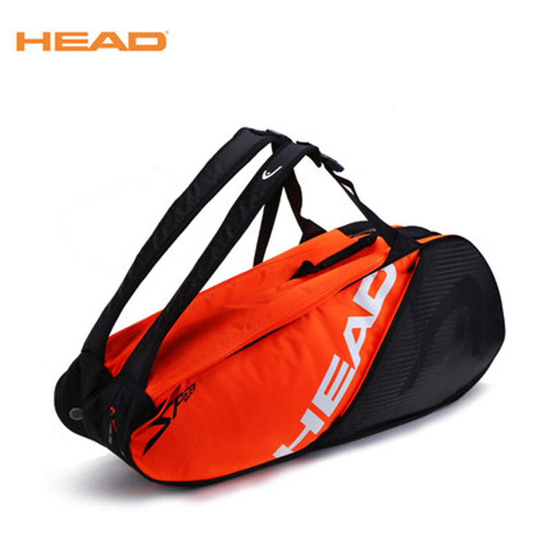Head Tennis Racket Bag Squash Bag Tennis Badminton Shuttlecock Bag Men Tennis Racket Handbag Sport Accessory
