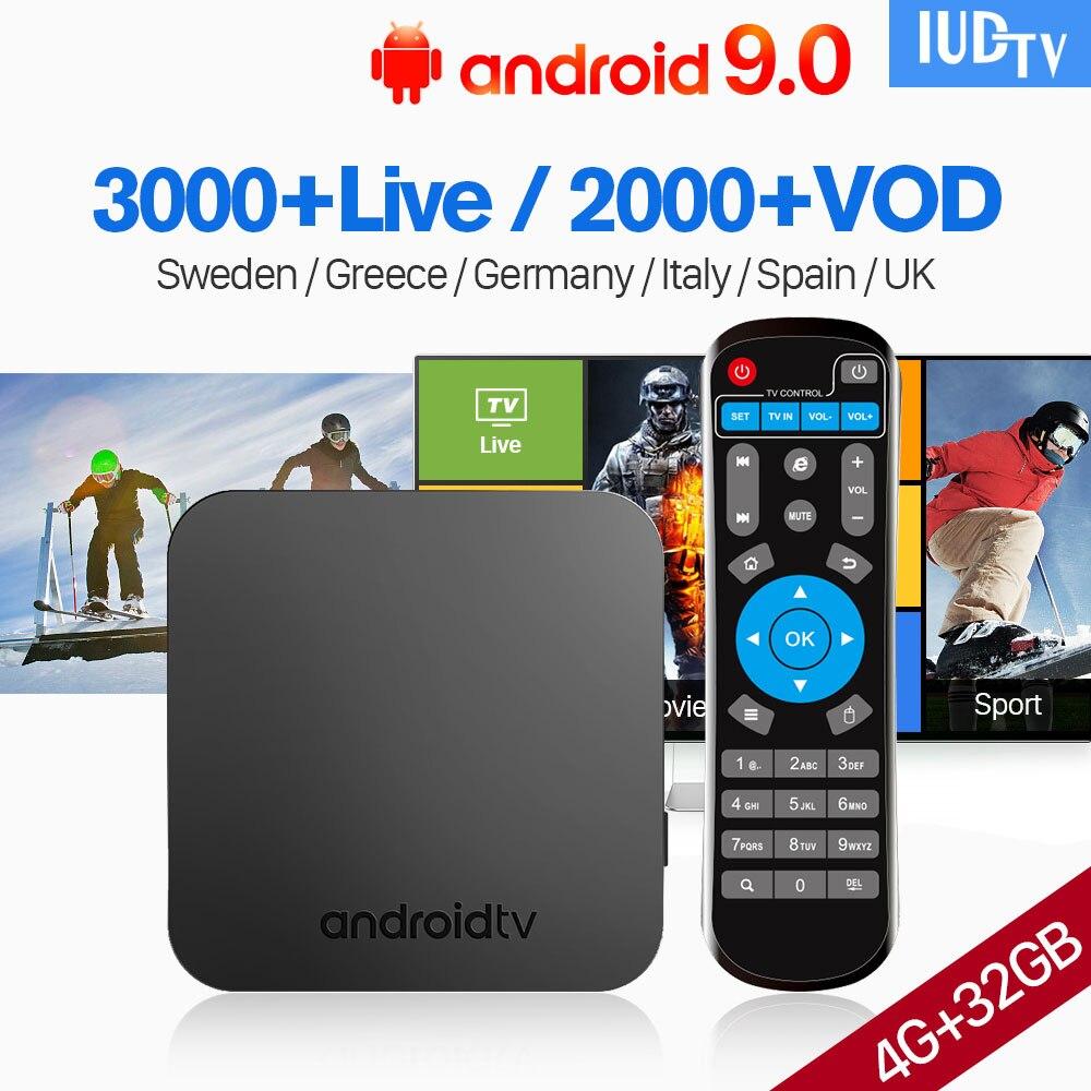IPTV espagne italie Europe IPTV suède IUDTV Code KM9 Android 9.0 TV Box BT4.0 allemagne UK IPTV abonnement grèce indien IP TV
