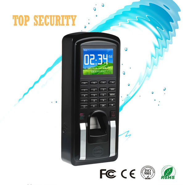 New arrival cheap fingerprint access control standalone door access control system MF151 with RFID card reader biometric fingerprint access controller tcp ip fingerprint door access control reader
