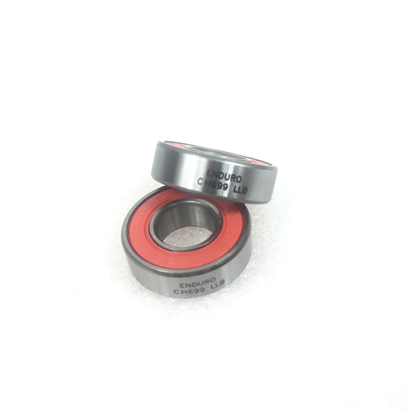 TOP ENDURO 699 LLB CERAMIC sealed bearings Powerway R36 carbon front hub PHB R36 replacement 6