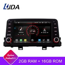 LJDA Android 9 1 font b Car b font DVD Player For KIA PICANTO MORNING 2017