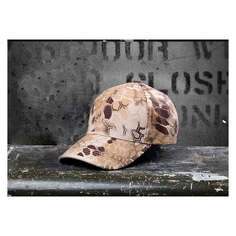Kryptek Nomad Hunting Baseball Cap Outdoor camo Cap Ripstop 65/35 P/C Highlander baseball Cap