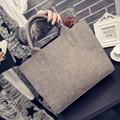 2016 new Shoulder Bag Messenger Bag Handbag shopping high-capacity car suture fashion fabric grey red white black leather PU