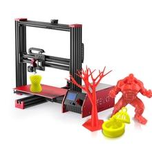 2017 tevo Черная Вдова 3D-принтеры большая площадь печати 370*250*300 мм openbuild алюминиевого профиля 3D-принтеры комплект 3D печать