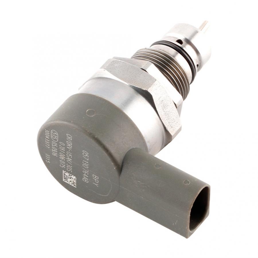 US $84 65 23% OFF|pressure regulator fuel 0281006075 Fuel Rail Pressure  Relief Limiter Valve Regulator for A1 A3 A4 A5 A6 auto accessorie-in Oil