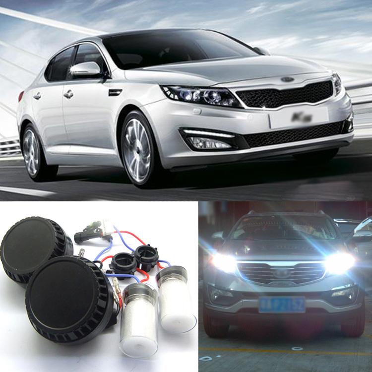 iPobooTech New Generation All In One Lower Beam Error Free H7 HID Lights For KIA K5