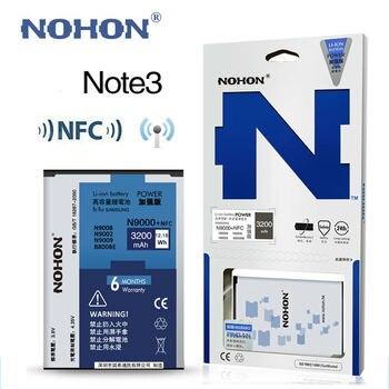 Nohon батарея для Samsung Galaxy Note