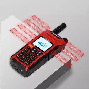 Image 2 - 2019 nowy telefon na kartę sim BAOFENG Walkie Talkie 8W 50KM GPS GSM WCDMA 4G LTE CB Ham stacja radiowa HF Transceiver Woki Toki