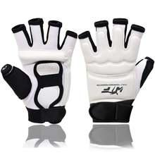 Перчатки для тхэквондо взрослых и детей защита рук поддержка