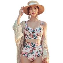 bikini 2019 Womens sexy swimsuit Bikini Set Underwire women swimwear bra push up Couple beach costumes