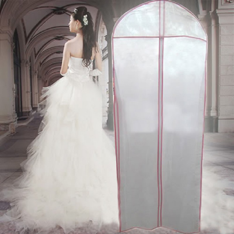 Wedding Gown Display: Garment Storage Bag Covers For Wedding Dress Gown Clothes