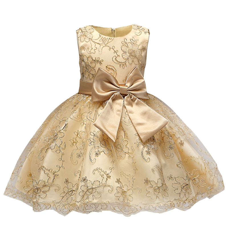 Retail Embroidery Elegant   Girls   Evening Party Ball Gown With Ribbon Belt Appliques   Girls   Celebrity Commuion   Dress   L9027