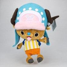 Япония Аниме одна деталь Тони Чоппер Плюшевые игрушки мультфильм Чоппер мягкие куклы подарок 30 см