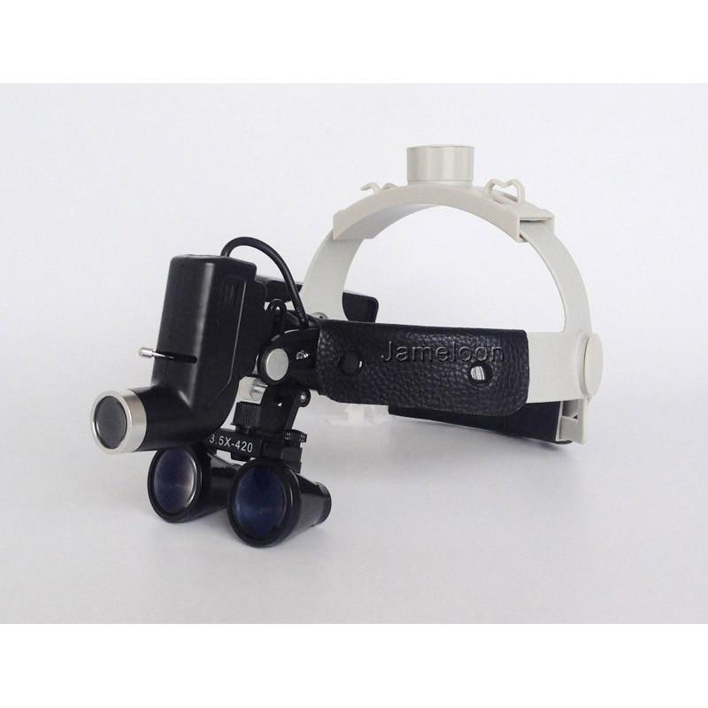 3.5X chirurginis medicininis padidintuvas, aukšto intensyvumo - Matavimo prietaisai - Nuotrauka 3
