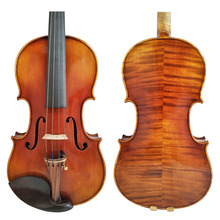 Free Shipping Copy Stradivarius 1716 Oil Varnish Violin +  Carbon Fiber Bow  Foam Case 100% Handmade цена