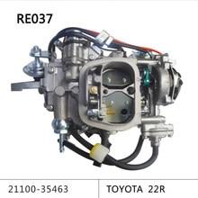 Carburador para oem 21100-35463 21100 do carb de toyota 22r 35463