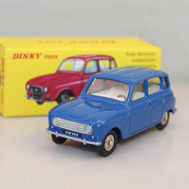 Atlas dinky toys 518 modelos de coches de metal escala 1:43 toys toys renault 4l antiguo clásico recoger o regalo