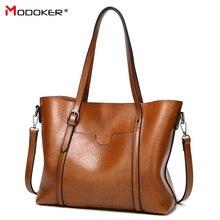 7b83825f61bac Prawdziwej skóry torebki kobiet rocznika duża torebka damska torby na ramię  brązowy kobiety torebki skórzane 2018