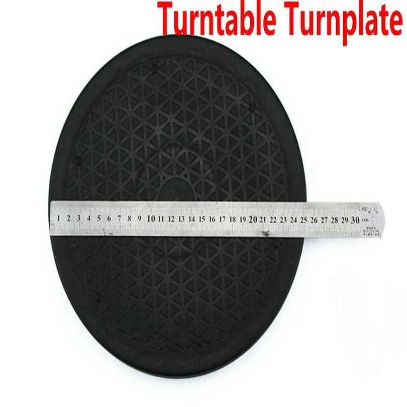 Ciche stałe Gładkie tworzywo sztuczne HDPE Leniwy Susan Gramofon - Meble - Zdjęcie 2