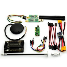 APM 2.6 Flight Controller + GPS + 3DR 433Mhz + OSD + Power Module + Antenna