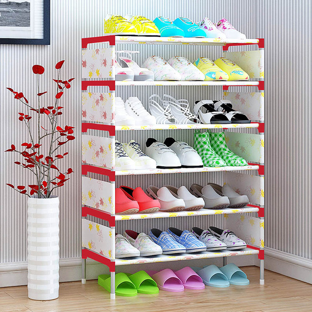 space saving storage furniture. Minimalist Home Modern Fashion Stand Space-saving Non-woven Shoes Organizer Storage  Furniture Cabinet Space Saving
