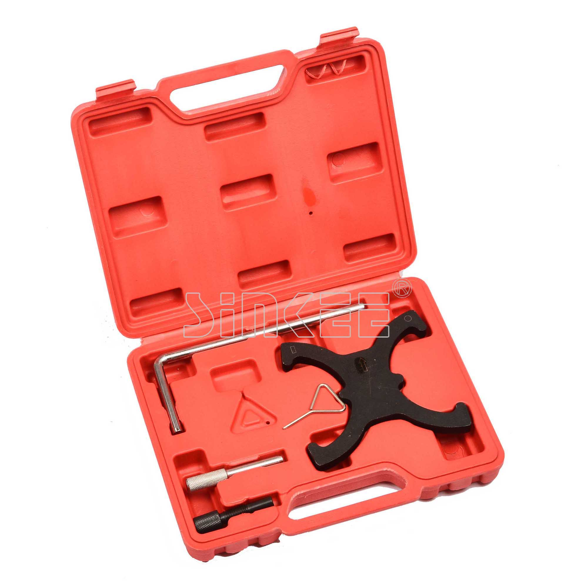 Petrol Engine Timing Camshaft Crankshaft Lock Tool For Ford Focus C MAX 1.6 TI-VCT