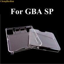 ChengHaoRan 1 Uds Concha rígida de protección de cristal para Nintendo Gameboy Advance SP GBA SP