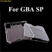 ChengHaoRan 1 pcs Harde Beschermende Shell Crystal Case voor Nintendo Gameboy Advance SP GBA SP