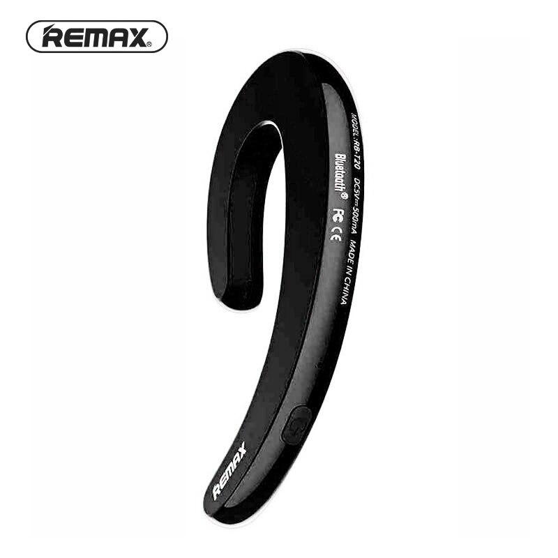 Remax RB-T20 Mini Bluetooth Ohrhörer mit Mikrofon Sport Drahtlose Musik Kopfhörer Bluetooth V4.1 Ohr haken kopfhörer