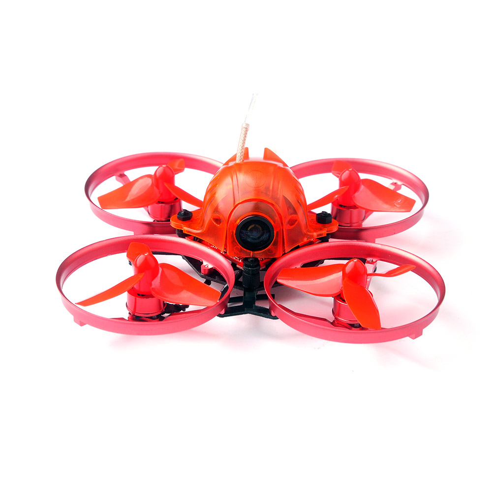 JMT Snapper7 Brushless WhoopI Avions BNF Micro 75mm FPV Racer Quadcopter 4in1 Crazybee F3 FC Flysky Frsky RX 700TVL Caméra VTX