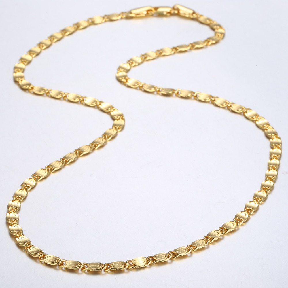 Trendsmax Gold Necklace...