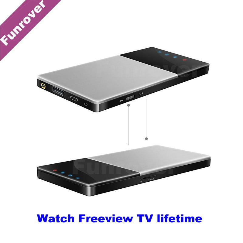 Dvb-t2 car2017 Auto HD Wifi TV Box DVB-T/T2 Mobile Digital TV Turner Receiver Auto Startseite Outdoor Tragbare iOS Android Dvb-t leben