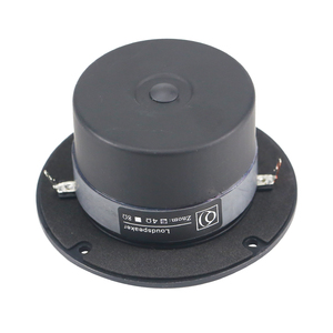 Image 4 - GHXAMP 4 Inch 4Ohm 25W Dome Tweeter Speaker Unit Silk Treble DIY Film Home Theater Audio Sound High Frequency HIFI 2018 1PCS