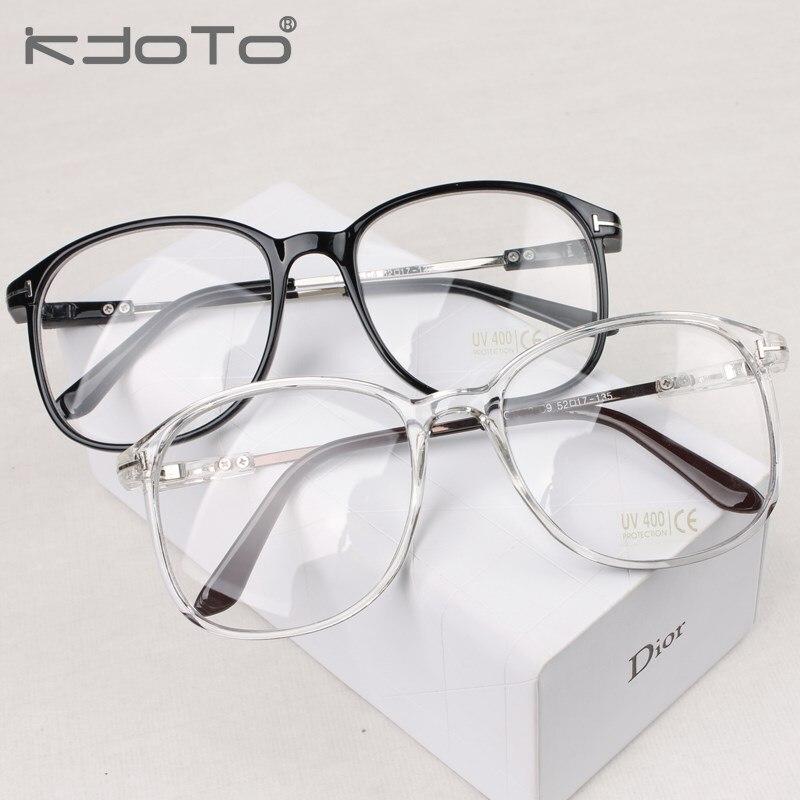 Vintage transparent glasses frame inlaying metal eyeglasses frame ...