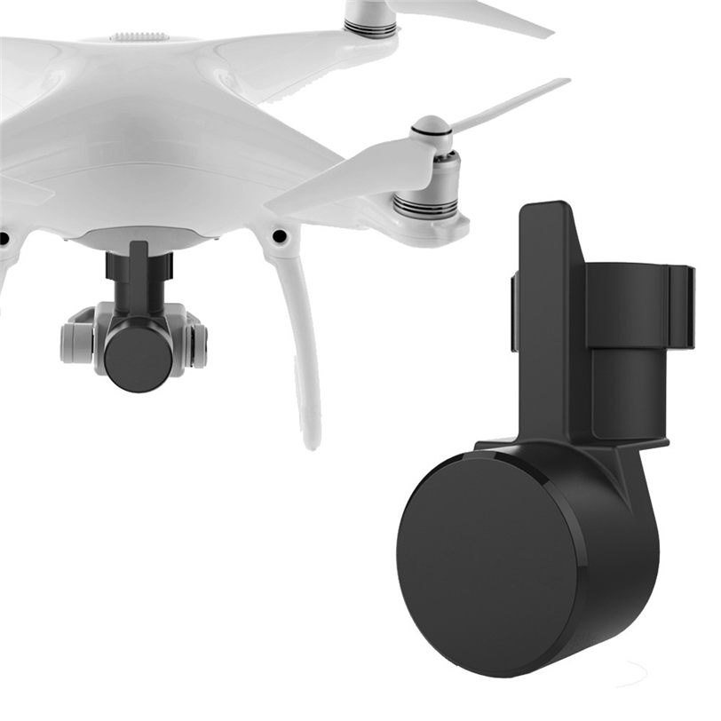 PGY Camera Lens Cover Cap Hood Protective Guard Case for DJI Phantom 4 Pro Drone Drop Shipping Futural Digital JUN16