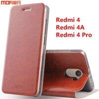 Xiaomi Redmi 4 Pro Case Cover Redmi 4a Case Redmi 4 Case Flip Case MOFi Original