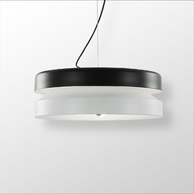 Vemma Nordic modern minimalist black and white LED lamp act the role ofing out personality restaurant bedroom study creative cartoon baby cute led act the role ofing boy room bedroom chandeliers children room roof plane light absorption