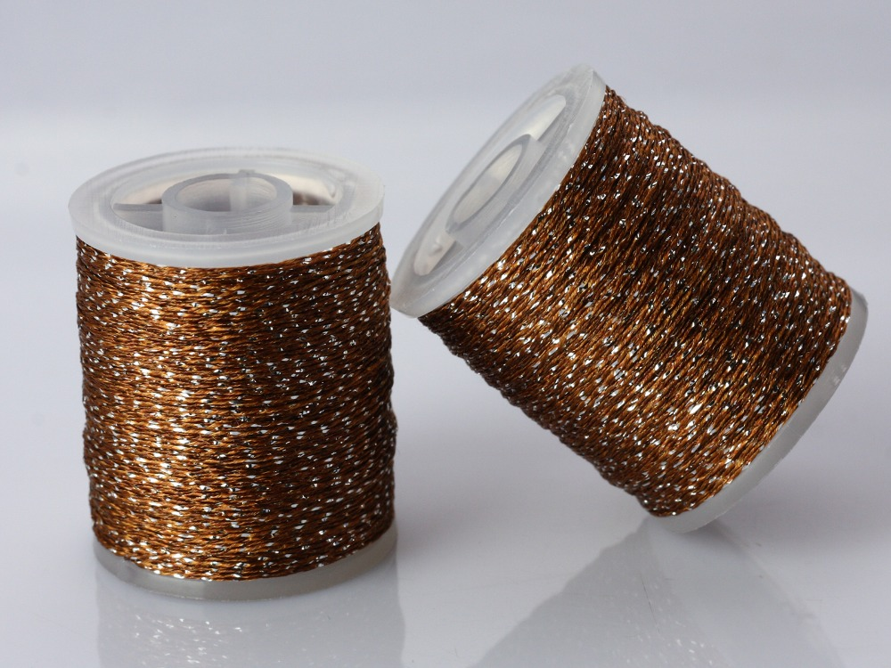 Iridescent Thread Fly დამაგრების - თევზაობა - ფოტო 4