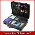 Frete Grátis KFS-35N Fibra Óptica Tool Kit/Kit De Ferramentas de Emenda de Fusão/Assembléia FTTH/herramientas de Fibra Óptica