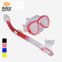 Underwater Scuba Snorkeling Goggle Mask Silicone Diving Swimming Mask