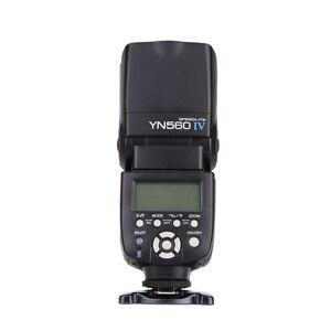 Image 2 - Yongnuo YN560 Iv YN560IV 2.4GHZ Không Dây Đèn Flash Thu Phát Tích Hợp Cho Canon Nikon Olympus Pentax Sony Camera