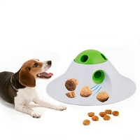 Pet Dog Puzzler Leak Food Toy Detachable Snacks Treat Food Leaking Ball Dog Cat Interaction Training Toy