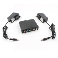 Centechia Good Sale 1080P HD Clear HDMI To RGB Component YPbPr Video And R L Audio