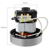 220V 600W 50HZ Vacuum Cleaner Motor For Midea Motor SC861 SC861A Vacuum Cleaner Parts For Philips