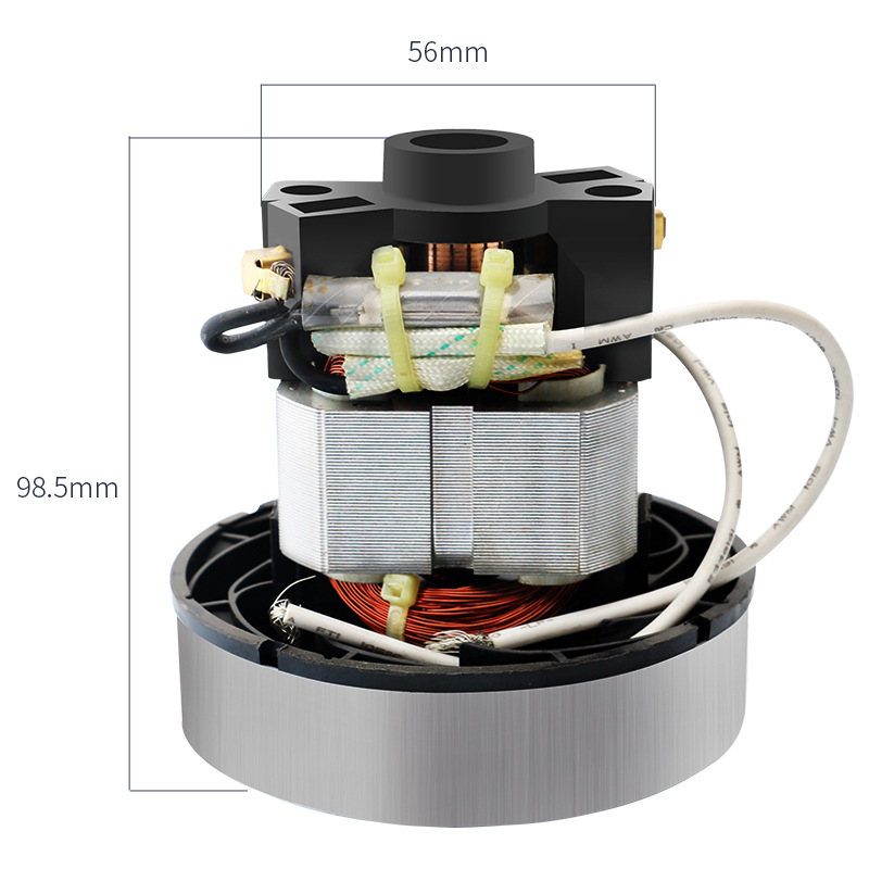 220V 600W 50HZ vacuum cleaner motor for Midea motor SC861 SC861A Vacuum Cleaner Parts for philips electrolux Haier LG etc.