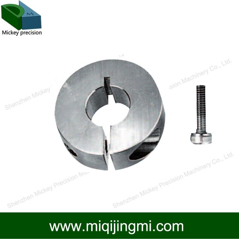 Hot Sale Stainless Steel SSCSS18-12 Slit Standard Type Shaft Collar Set Collar hot sale prdl18 7dn lengthen type