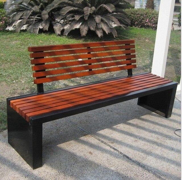 Los bancos Del Parque silla sillas asiento asientos de la plaza al ...