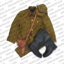 WW2 армейский Чжао Ву общая форма комплекты куртка и брюки шляпа